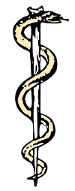 Family Medicine Rod of Asclepius
